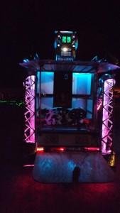 Robot Art Car